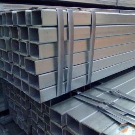 Труба80х60х4 мм стальная профильная бесшовная