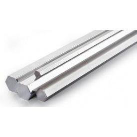 Шестигранник стальной калиброванный 34 мм