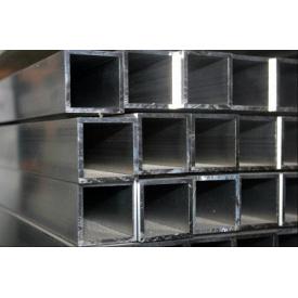 Труба60х40х6 мм стальная профильная бесшовная