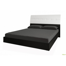 Ліжко 180 М'яка спинка без каркасу Терра MiroMark