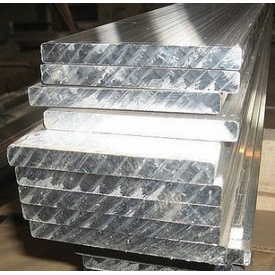 Мягкая полоса алюминий 5х40 мм