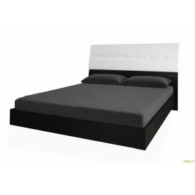 Ліжко 160 М'яка спинка без каркасу Терра MiroMark