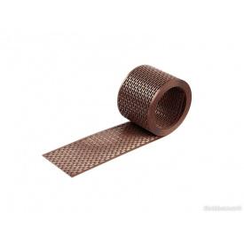 Карнизная вентиляционная лента 80мм х 5 м.п.