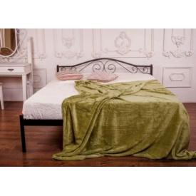 Кровать двуспальная металлическая Элис Melbi 180х190