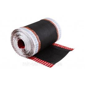 Вентиляционная коньковая лента 230 мм 5 м
