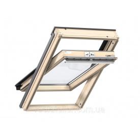 Мансардне вікно VELUX Standart + GLL 1061/1061B двокамерний склопакет