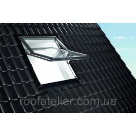 Мансардне вікно Designo WDF R79 KW WD AL 07/14 двокамерний склопакет