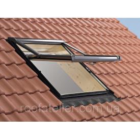 Мансардне вікно Designo WDF R79 HN WD AL 07/09 двокамерний склопакет