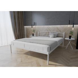 Кровать двуспальная Лаура без изножья Melbi 140х190