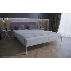 Ліжко двоспальне металеве Бьянка 01 Melbi 180х200