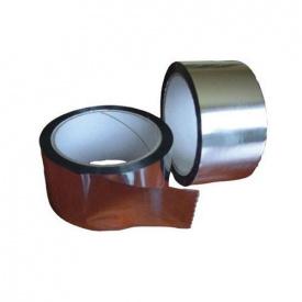 Клейка стрічка алюмінієва фольгированная 50мм Isoflex Tape