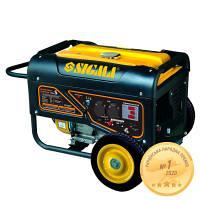 Генератор бензиновый 5,0/5,5 кВт 4-х тактный электрозапуск Pro-S SIGMA (5710621)