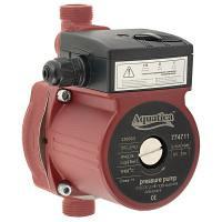 Насос для повышения давления 120Вт Hmax 9м Qmax 30л/мин 160мм + гайки AQUATICA (774711)