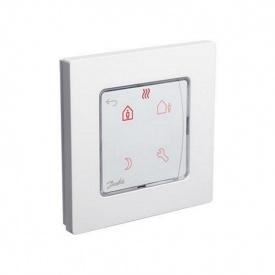 Кімнатний термостат програм. з дисплеєм Icon Programmable 230В вбудований