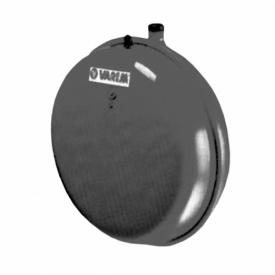 Расширительный бак 10 л (4 бар) плоский для систем отопления