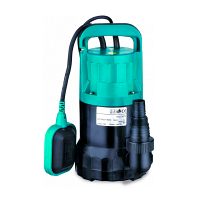 Насос дренажный 0,25 кВт Hmax 7 м Qmax 133 л/мин AQUATICA (773125)