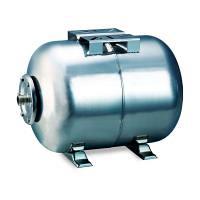 Гідроакумулятор горизонтальний 50 л нержавейка AQUATICA (779112)