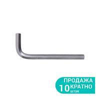 Ключ шестигранный 4 мм CrV SIGMA (4021041)