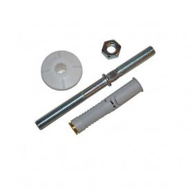 Болт кріплення для умивальника M10x130 мм (2 шт)