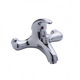 Змшувач KRONER-VERIS для ванни хром