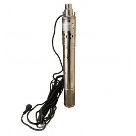 Насос скважинный шнековый VOLKS pumpe 3 QGD 1,5-90-0,55кВт 3 дюйма! + кабель 15м
