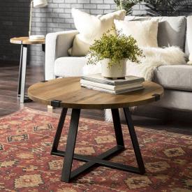 Журнальний столик GoodsMetall в стилі Лофт 600х450 ЖС38
