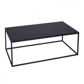 Журнальний кавовий столик GoodsMetall в стилі Лофт 1100х600х400 ЖС460