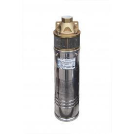 Насос скважинный вихревой VOLKS pumpe 4SKm100 0,75кВт + кабель 15м и пульт