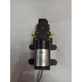 Насос 12 з датчиком тиску для електро обприскувачів 2203-1