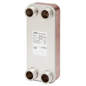 """Теплообмінник XB12L-1-110 PN25 G 1 1/4 """"A (пр. Клас 3179010105)"""