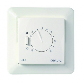 Терморегулятор Devireg 530 +5 - +45 C