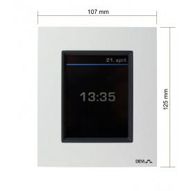 Центральная панель Danfoss Link Wi-Fi CC + PSU