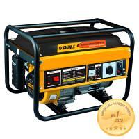 Генератор бензиновый 2,0/2,2 кВт 4-х тактный ручной запуск SIGMA (5710201)