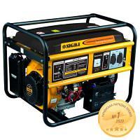 Генератор газ/бензин 5,0/5,5 кВт 4-х тактный электрозапуск SIGMA (5711321)