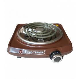 Настільна плита Термія ЕПТ 1-1,0/230 (с) М2 коричнева