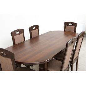 Кухонний комплект Олівер масив дерева стіл та 6 стільців