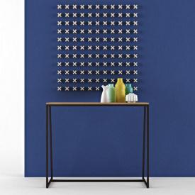 Барний стіл Консоль GoodsMetall в стилі Лофт 1200х1000х400 СК3