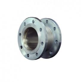 Компенсатор осевой фланцевый стальной с внутренней вставкой KAYSE Ду100 L30 PN16