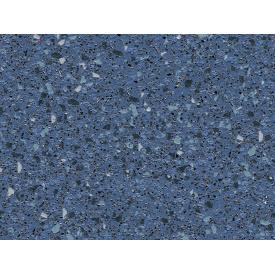 Комерційний лінолеум Polyflor Ultima Blue Stone 4390