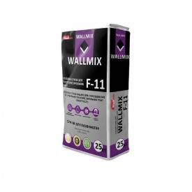 Клей армировочный для пенополистирола Wallmix F-11 25 кг
