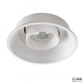 Встраиваемый светильник Kanlux LUNIO DTO-W GU10 Белый