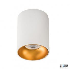 Накладной светильник Kanlux RITI GU10 W/G GU10 Белый