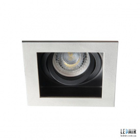 Встраиваемый светильник Kanlux ARET 1XMR16-GR GU10 Серый