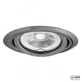 Встраиваемый светильник Kanlux ARGUS CT-2115-GM G5.3 графитовый