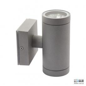 Фасадный светильник Kanlux BART EL-235 GU10 с поворотным механизмом, серый
