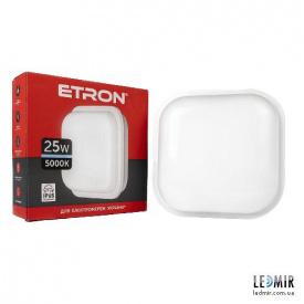 Светодиодный светильник ETRON 1-EСP-510-S 25W-5000К