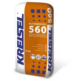 Штукатурка KREISEL PUTZMORTEL 560 25кг