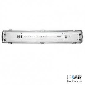 Промышленный светильник Lebron T8x2 600мм