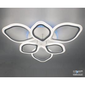 Светодиодная люстра F+Light Smart Light LD3398-6+RGB 90W-2700-7000K