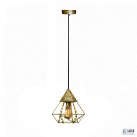 Потолочный подвесной светильник NL 0535 BN бронза